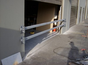 Security Bars for Overhead Door North Newton Surrey