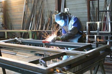 steel shop langley